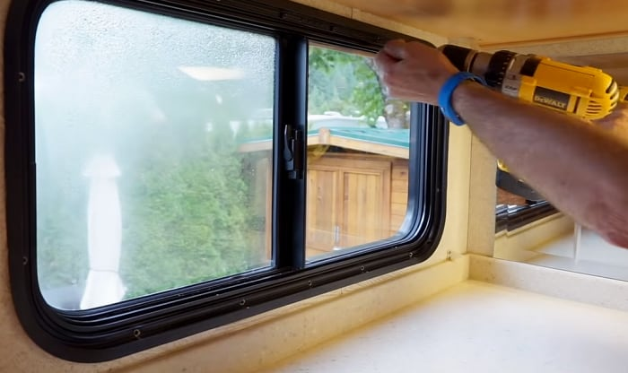 How to Remove an RV Window