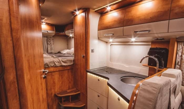How-do-you-replace-an-interior-light-in-an-RV