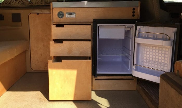 Icebox or Refrigerator