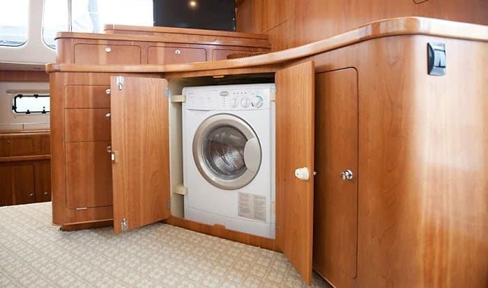 RV washer dryer combo Vs stackable