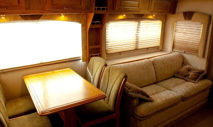 best rv blind