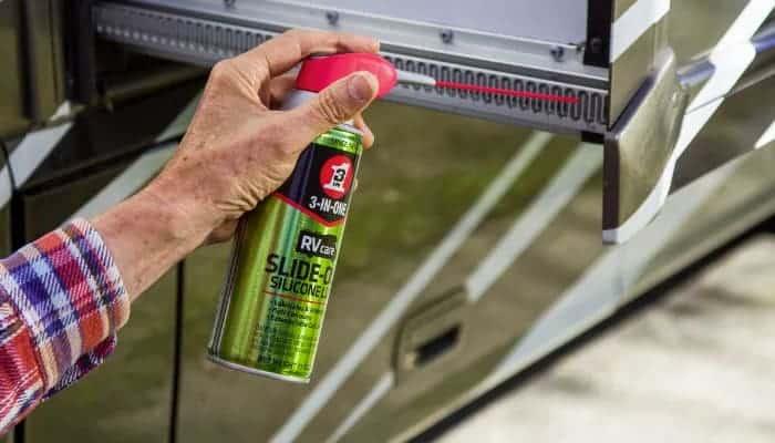 best rv slide lube