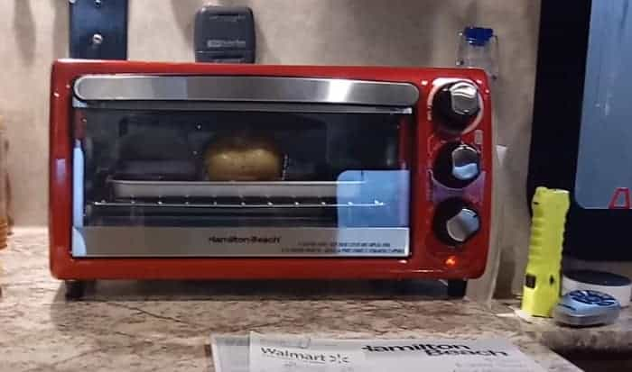 best toaster oven for rv
