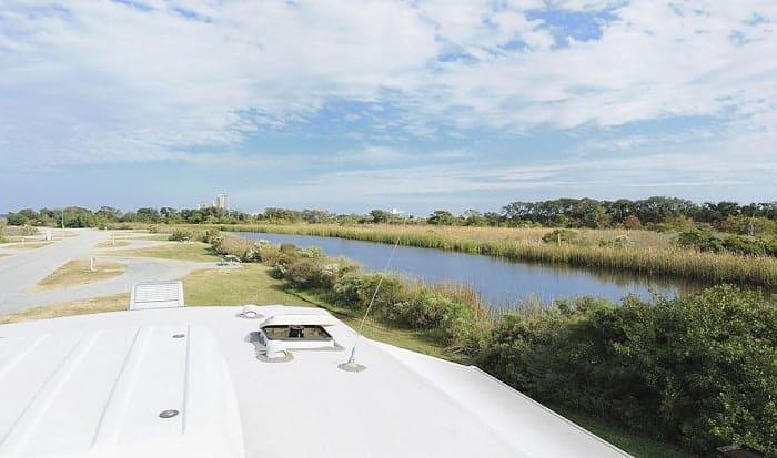 tpo vs fiberglass rv roof