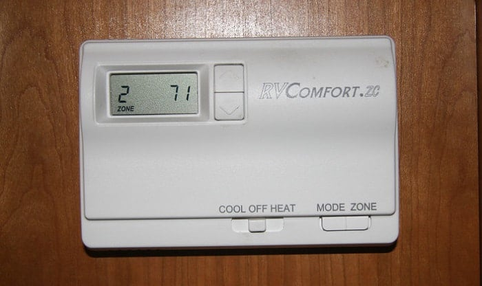 best rv thermostat