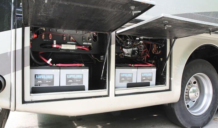6V vs 12V battery for RV
