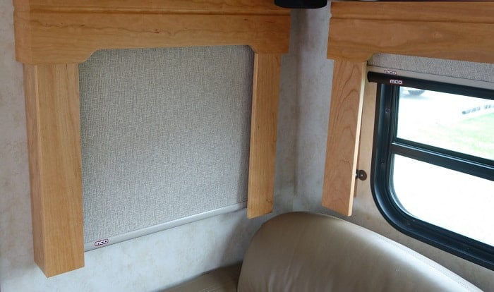 How To Remove Outdated RV Window Coverings