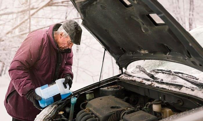 RV Antifreeze vs Car Antifreeze