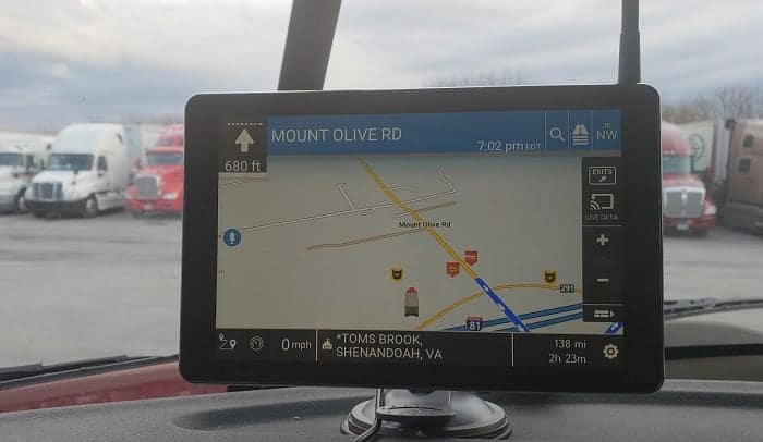 Rand McNally Vs Garmin RV GPS