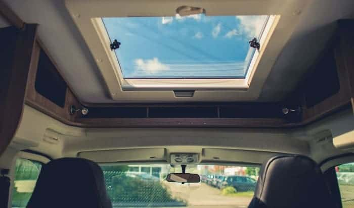 how to replace rv skylight