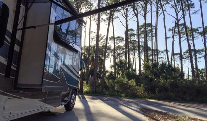 how to remove rv slide out