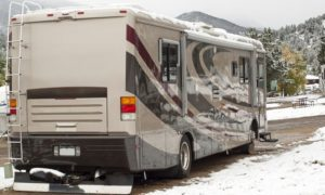 how to winterize rv without antifreeze