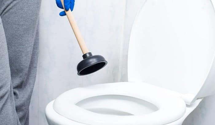 how to unclog an rv toilet holding tank