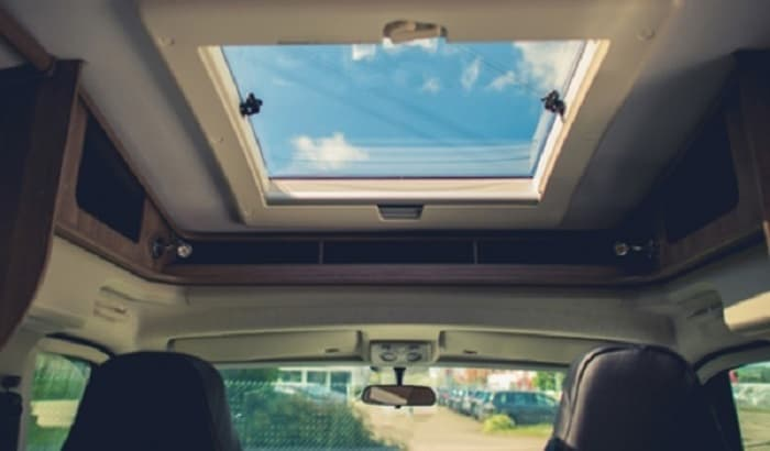 how to replace an rv skylight